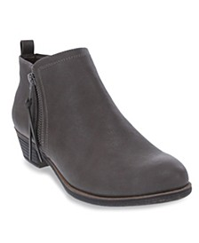 Truffle Ankle Bootie