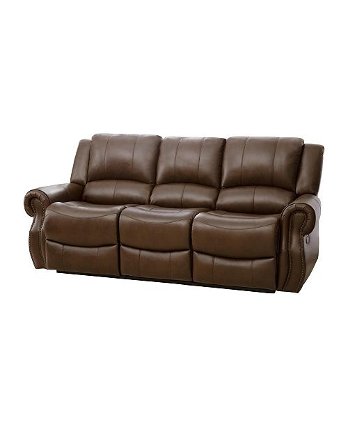 Enjoyable Dawson 87 Recliner Sofa Dailytribune Chair Design For Home Dailytribuneorg