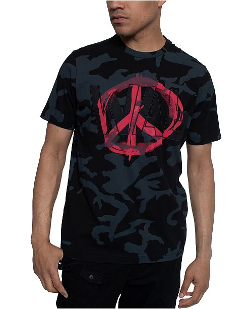 Sean John Men's War No More T-Shirt