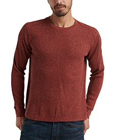 Men's Nep Thermal-Knit T-Shirt