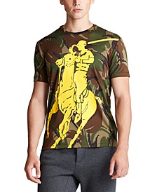 Polo Ralph Lauren Men's Performance Big Pony Tee