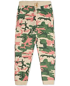 Men's Artillery Camo Print Sweatpants