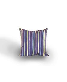 "Liora Manne Verve II Ombre C.Stick Indoor, Outdoor Pillow - 18"" Square"
