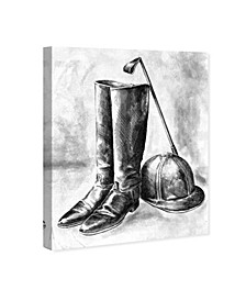 Jockey Still Life Canvas Art Collection