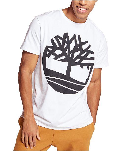 Timberland Men's Core Logo Graphic T-Shirt