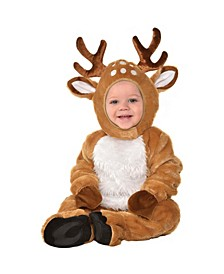 Baby Boys and Girls Cozy Deer Costume