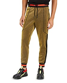 INC Men's Disco Jogger Pants, Created For Macy's