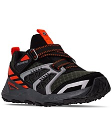 Little Boys Turbo Spike Vollux Casual Athletic Stay-Put Closure Sneakers from Finish Line