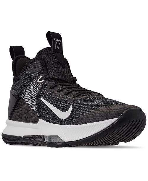Nike Men's LeBron Witness IV Basketball Sneakers from