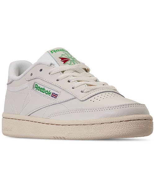 Reebok Women's Club C 85 Casual Sneakers from Finish Line