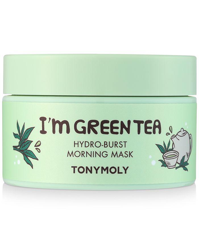 TONYMOLY - I'm Green Tea Hydro-Burst Morning Mask