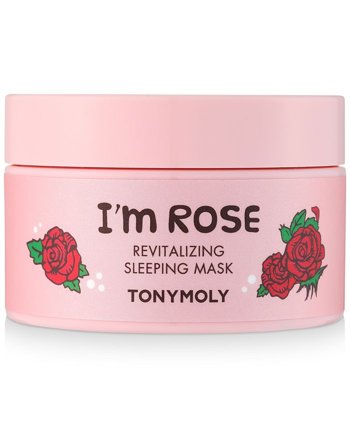 TONYMOLY - I'm Rose Revitalizing Sleeping Mask