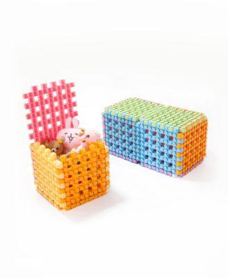 UNiPLAY Big Cube Blocks 6 Piece Set