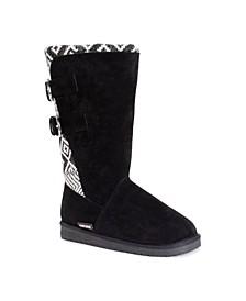 Women's Jean Boots