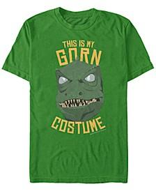 Star Trek Men's Gorn Halloween Costume Short Sleeve T-Shirt