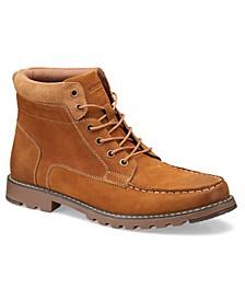 Men's Moc-Toe Fashion Boots