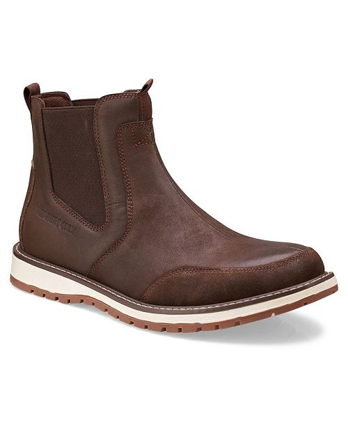 Members Only Men's Slip-On Chelsea Boots