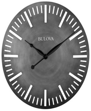 Bulova Arc Wall Clock