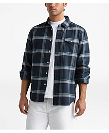Men's Arroyo Regular-Fit Plaid Flannel Shirt