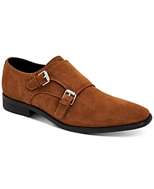 Men's Robbie Double Monk Strap Shoes