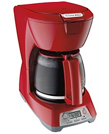 Proctor Silex 12 Cup Programmable Coffee Maker
