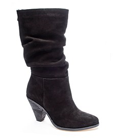 Singer Slouch Booties