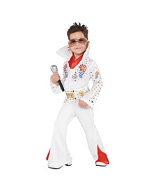 Toddler Boys King of Vegas Costume