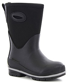 Toddler, Little Boy's and Big Boy's Cold-Weather Neoprene Boots