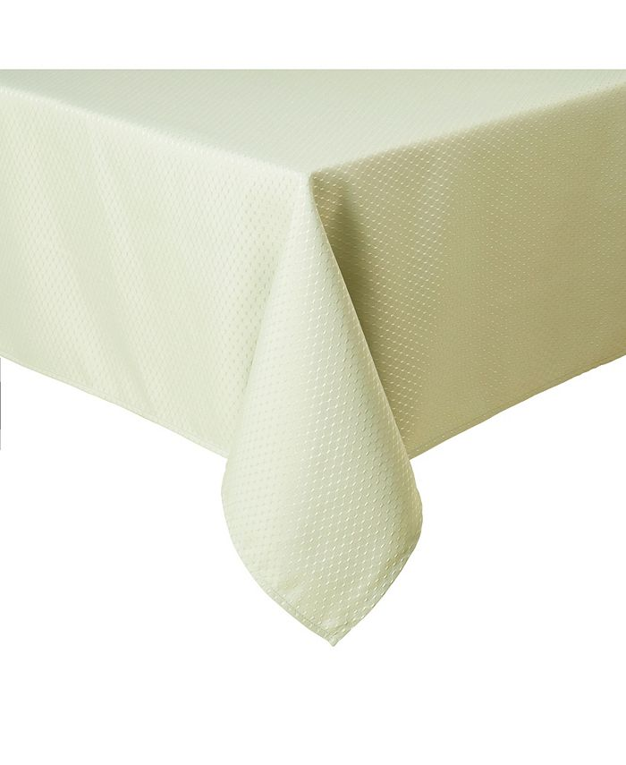 """Town & Country Living - McKenna Tablecloth, 60""""x 102"""""""