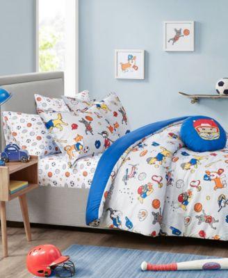 Fetch 7-Pc. Full/Queen Comforter Set