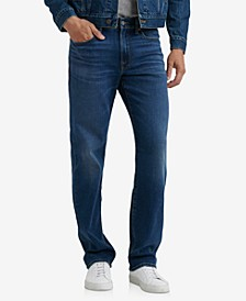 Men's 223 Straight Fit Coolmax Denim