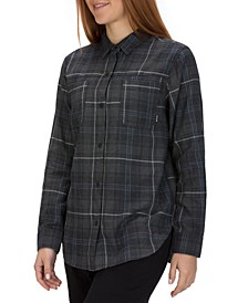 Wilson Relaxed Plaid Flannel Shirt