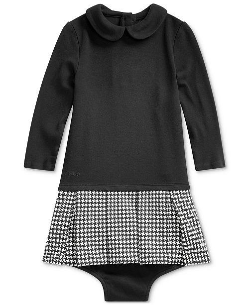 Polo Ralph Lauren Baby Girls Shirtdress & Bloomer