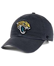 Jacksonville Jaguars CLEAN UP Strapback Cap