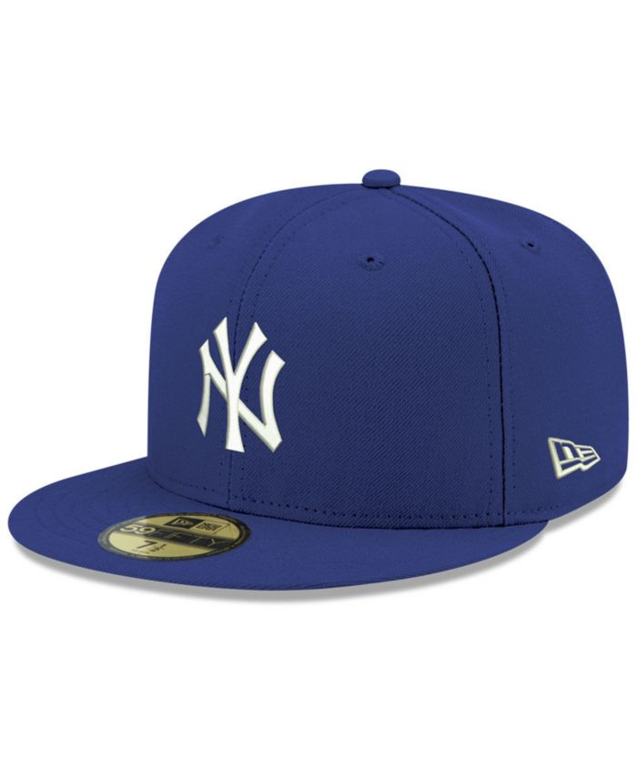 New Era New York Yankees Re-Dub 59FIFTY Fitted Cap & Reviews - Sports Fan Shop By Lids - Men - Macy's