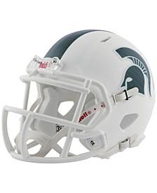 Michigan State Spartans Speed Mini Helmet