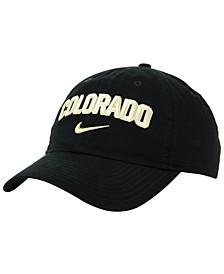 Colorado Buffaloes H86 Wordmark Swoosh Cap