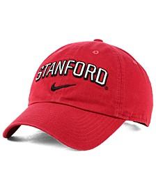 Stanford Cardinal H86 Wordmark Swoosh Cap
