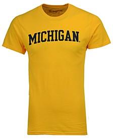 Men's Michigan Wolverines Big Logo T-Shirt