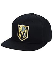 Big Boys Vegas Golden Knights Constant Snapback Cap