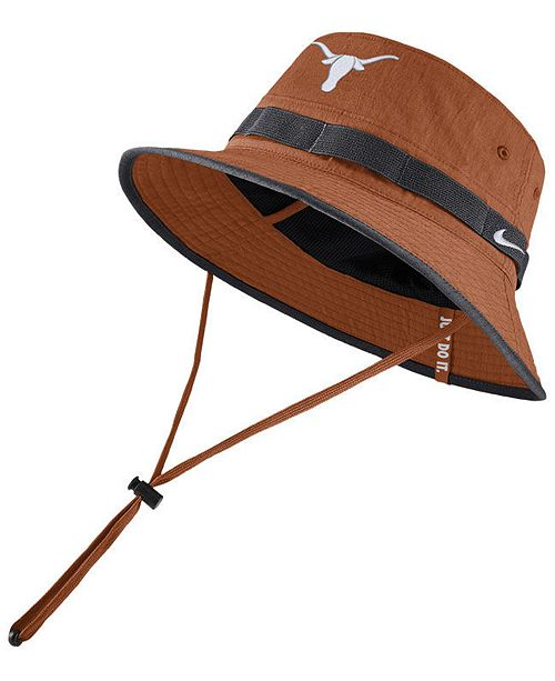 Nike Texas Longhorns Sideline Bucket Hat
