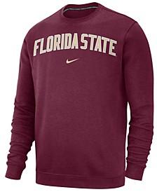 Men's Florida State Seminoles Club Fleece Crewneck Sweatshirt