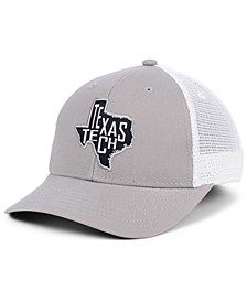 Texas Tech Red Raiders Hirise Trucker Cap