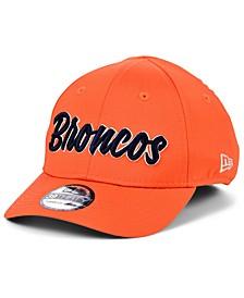 Boys' Denver Broncos On-Field Sideline Home 39THIRTY Cap