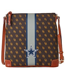 Dallas Cowboys Stadium Signature Zip Crossbody