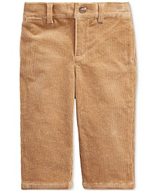 Baby Boys Stretch Cotton Corduroy Pants