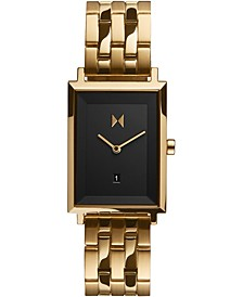 Women's Mason Gold-Tone Stainless Steel Bracelet Watch 24mm
