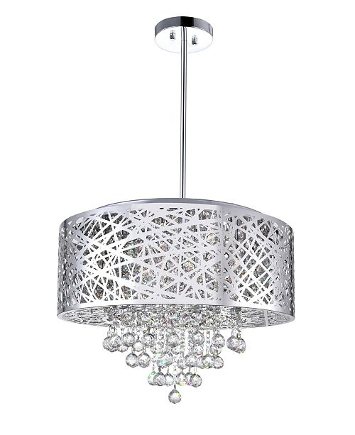 CWI Lighting Eternity 9 Light Chandelier