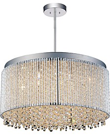 Claire 12 Light Chandelier