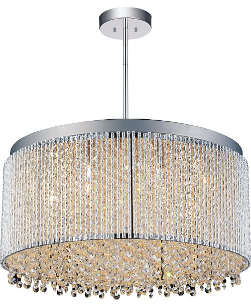 CWI Lighting Claire 12 Light Chandelier